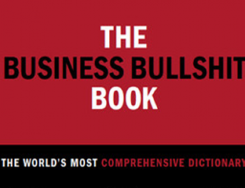 The Business Bullshit Blog