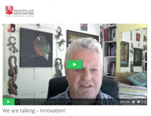 DANISH-UK ASSOCIATION: WE ARE TALKING – INNOVATION